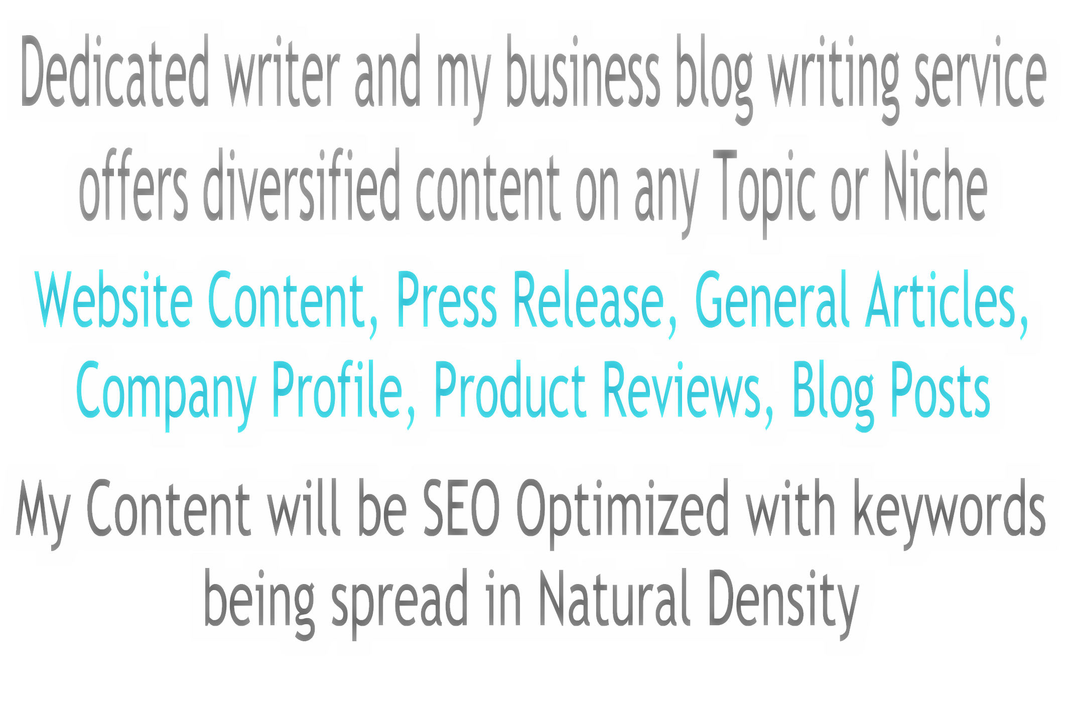 blog writing services We are a blog writing service, article writing service, product description writing service, and copywriting service - all rolled into one our track record for quality, timely service, and subject matter expertise has made textworkers one of the highest rated content writing services in the world.
